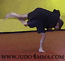 judo4mma.com - Judo For Mixed Martial Arts logo