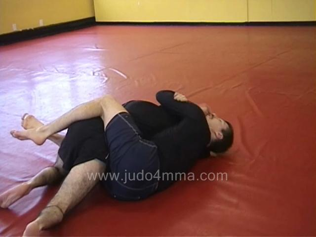 Click for a video showing judo and MMA techniques - Escapes, Sweeps, and Reversals - 6