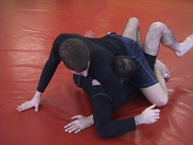 Click for a video showing a Judo for MMA technique called Kubi Hishigi - Three Neck Crush variations from two positions