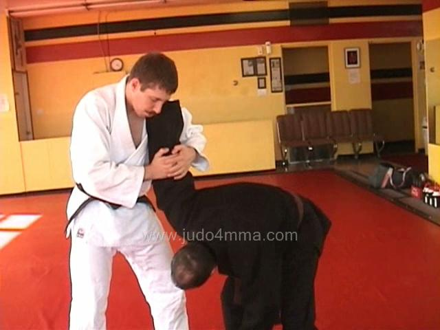 Click for a video showing how to do Ude Hishigi Zampaku Gatame - Forearm Arm Lock